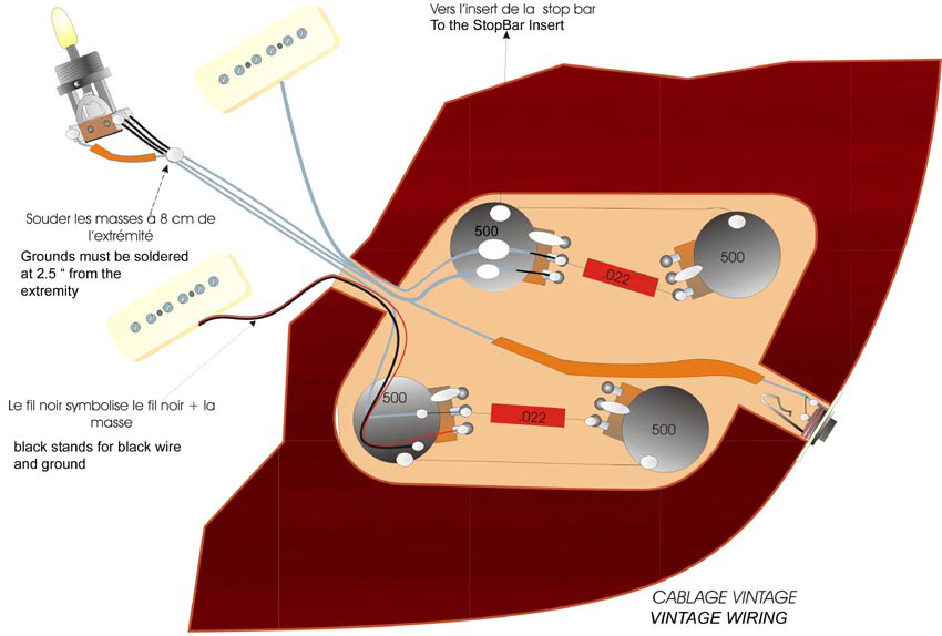gibson p90 wiring diagram wiring diagram and schematic design gibson p 90 wiring diagram further 3 conductor humbucker pickup